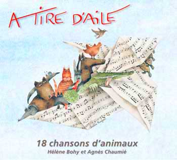 a tire d aile Cd