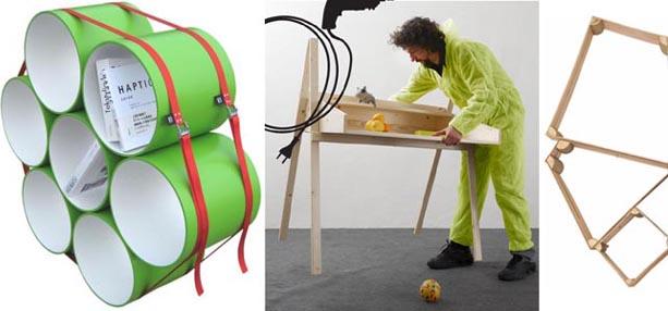 fabriquer meubles design?x33457 30 meubles de designers à fabriquer soi même, esprit cabane, idees