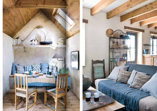 livre le style bord de mer esprit cabane idees creatives et ecologiques. Black Bedroom Furniture Sets. Home Design Ideas