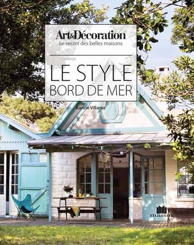 livre le style bord de mer esprit cabane idees. Black Bedroom Furniture Sets. Home Design Ideas