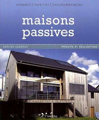 Maisons passives for Libraire maison