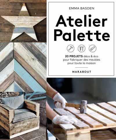 DIY Atelier Palettes