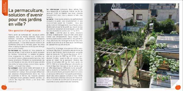 Livre mon petit jardin en permaculture esprit cabane for Permaculture petit jardin