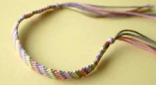 Bracelet br silien esprit cabane idees creatives et - Idees loisirs creatifs recup ...