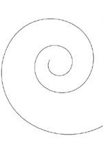 dessin spirales