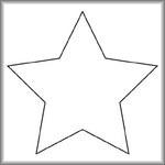 motif étoile