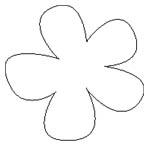 motif fleurette
