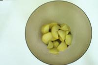 préparation pommes de terre
