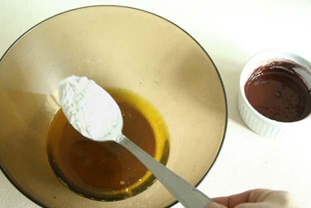 recette peinture a l'huile