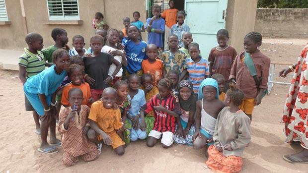 asso Grandir au Senegal