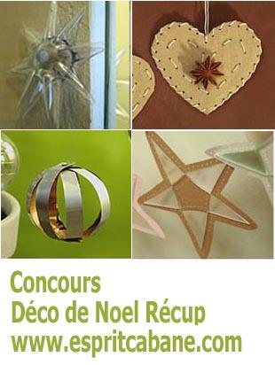 concours de no l fabriquez votre d co r cup esprit cabane idees creatives et ecologiques. Black Bedroom Furniture Sets. Home Design Ideas