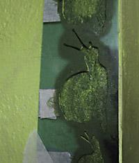 pochoir peinture