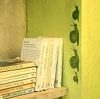 Pochoir r cup esprit cabane idees creatives et ecologiques - Idees loisirs creatifs recup ...