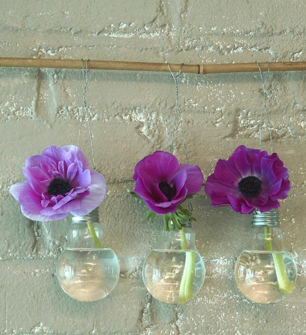 recup ampoules vases
