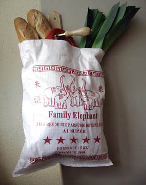 sac de riz recup
