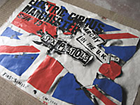 commode poster Sex Pistols