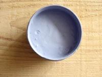 peinture pastel pot