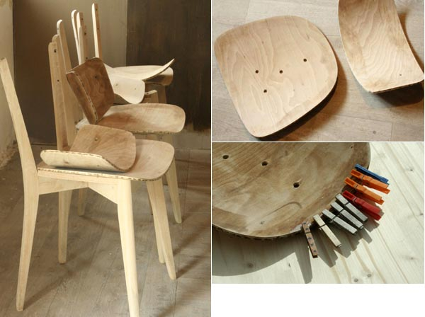 reparation chaises