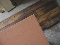 table peinture pomme de terre