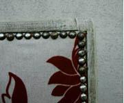 fauteuil restaurer detail