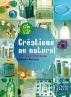 livre Créations au Naturel