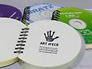 Les carnets recyclés cd
