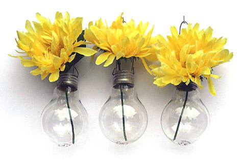 objet ampoules