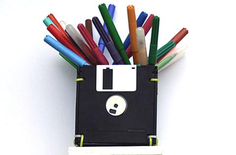 objet disquettes