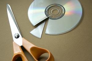 Découper cd