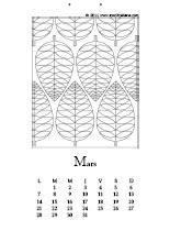 mois mars