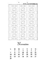mois novembre