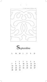 mois septembre