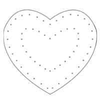 motif coeur