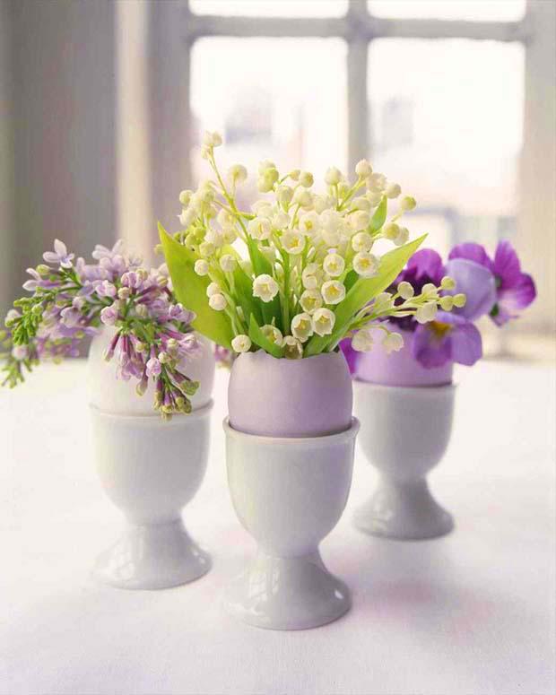 paques idee deco fleurs