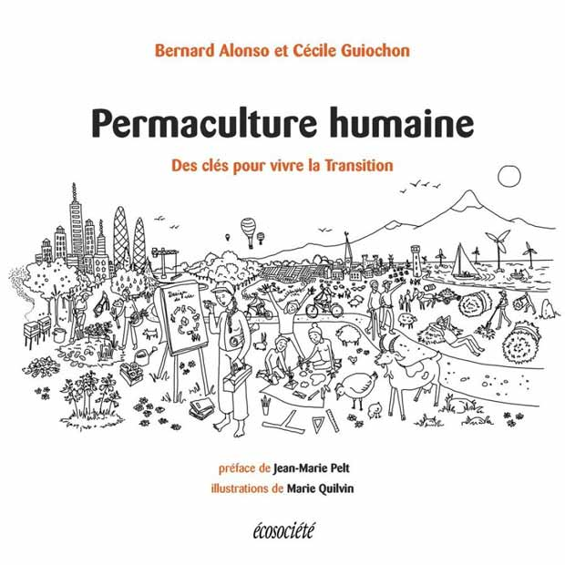 Livre Permaculture humaine