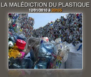 la malediction du plastique